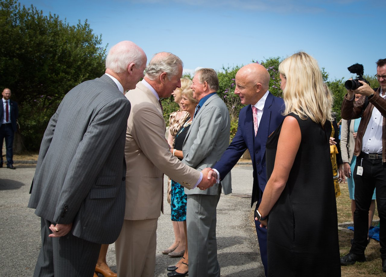 Tom Kay and His Royal Highness