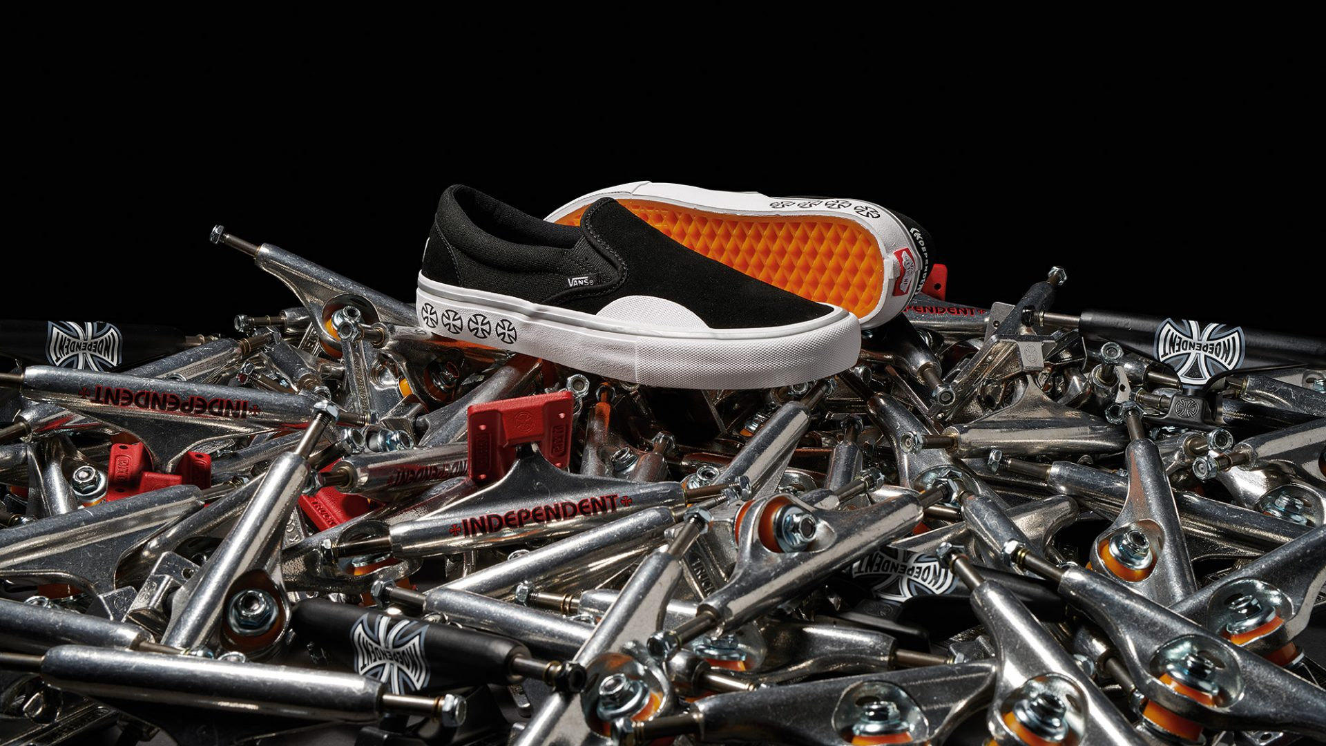 fe5e987442c Vans X Independent Truck Co. Collaboration - New Product ...