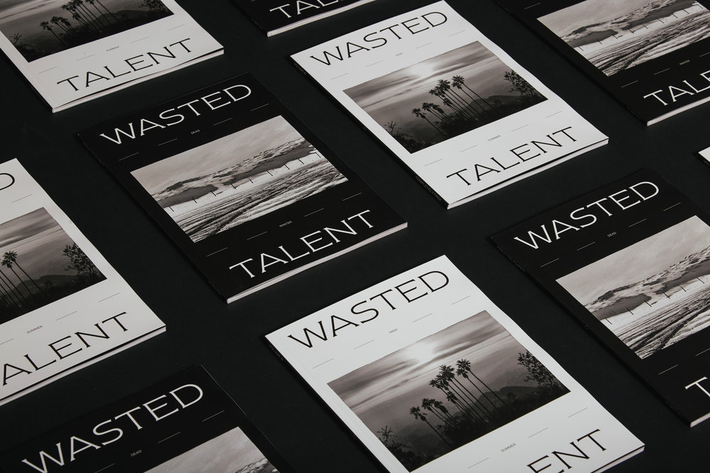 Wasted Talent Volume III