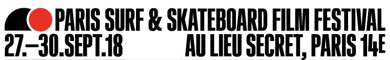 Paris Surf and Skate Film Festival