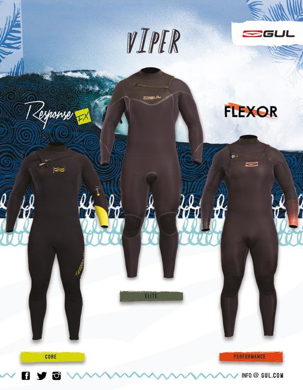 93 Gul wetsuits