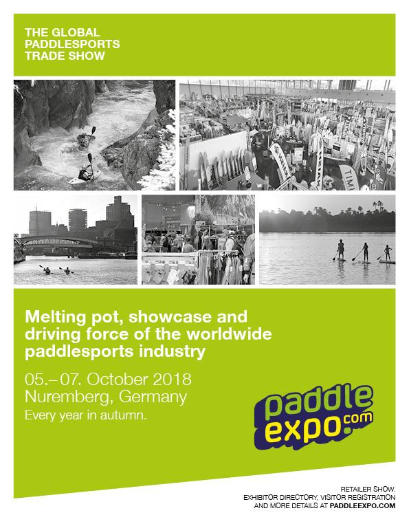 93 Paddleexpo trade show
