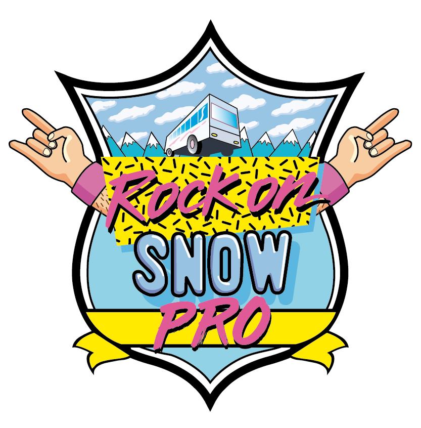 Rock on snow pro