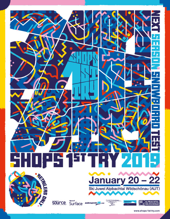 93 Shops 1st try trade show
