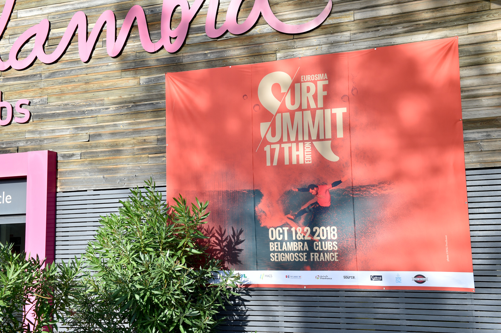 1 Surf Summit, Eurosima's Annual surf conference