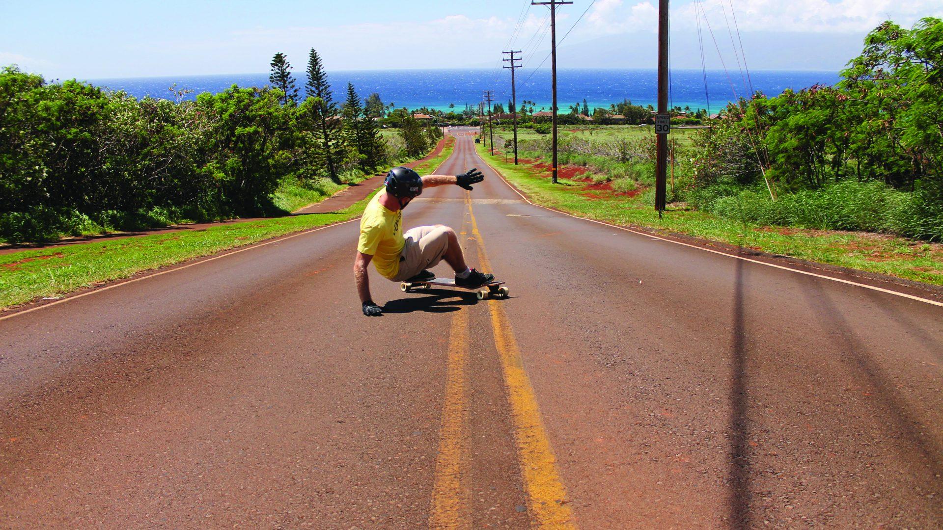 JUCKER_HAWAII_©JUCKER HAWAII : Heelside