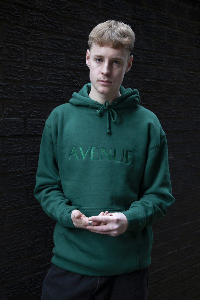 Emerald Hoody Josh Allyway Portrait