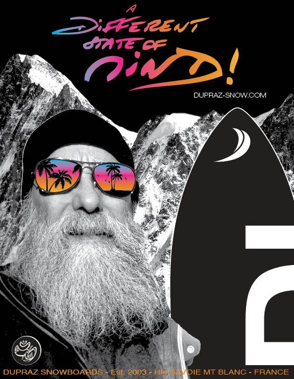 94 Dupraz snowboards
