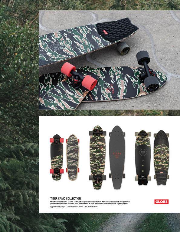 94 Globe skateboard