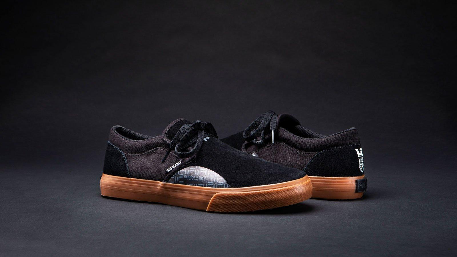 54506b2b14f SUPRA FW19/20 Men's Skate Shoes Preview - Boardsport SOURCE