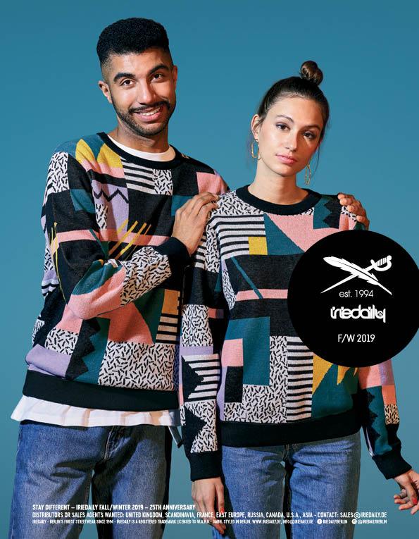 94 Iriedaily clothing