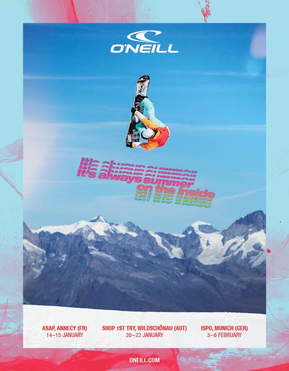 94 O'Neill snowboards