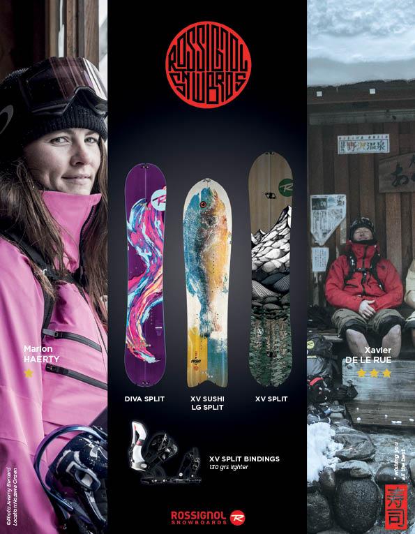 94 Rossignol snowboard