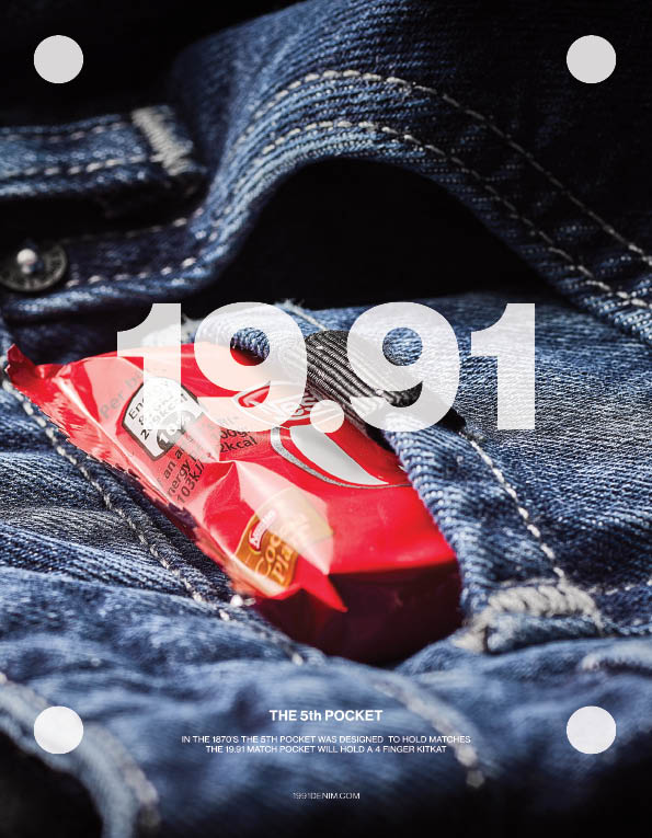 94 The 5th pocket clothing