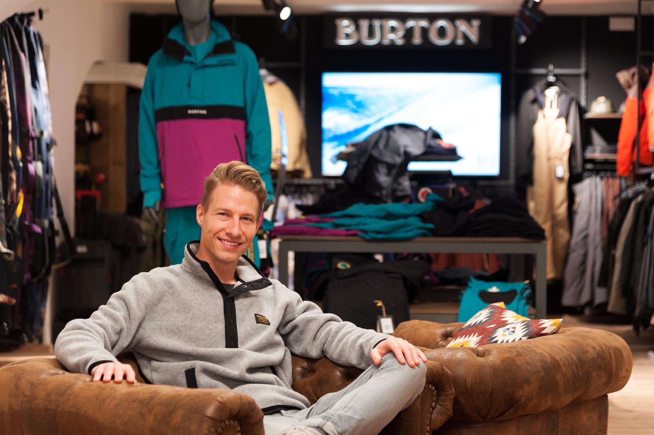 ChrisPatsch Burton