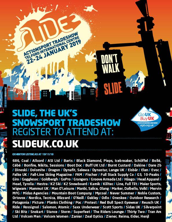 94 Slide trade show