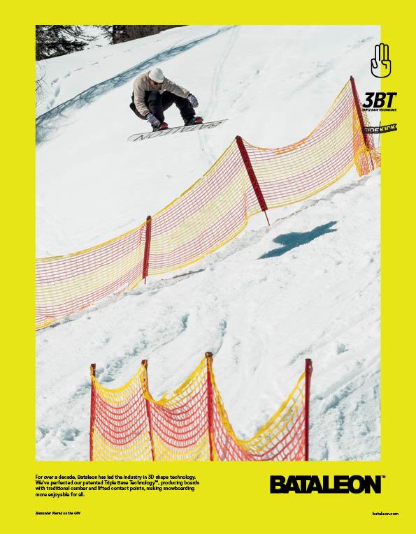 95 Bataleon snowboard