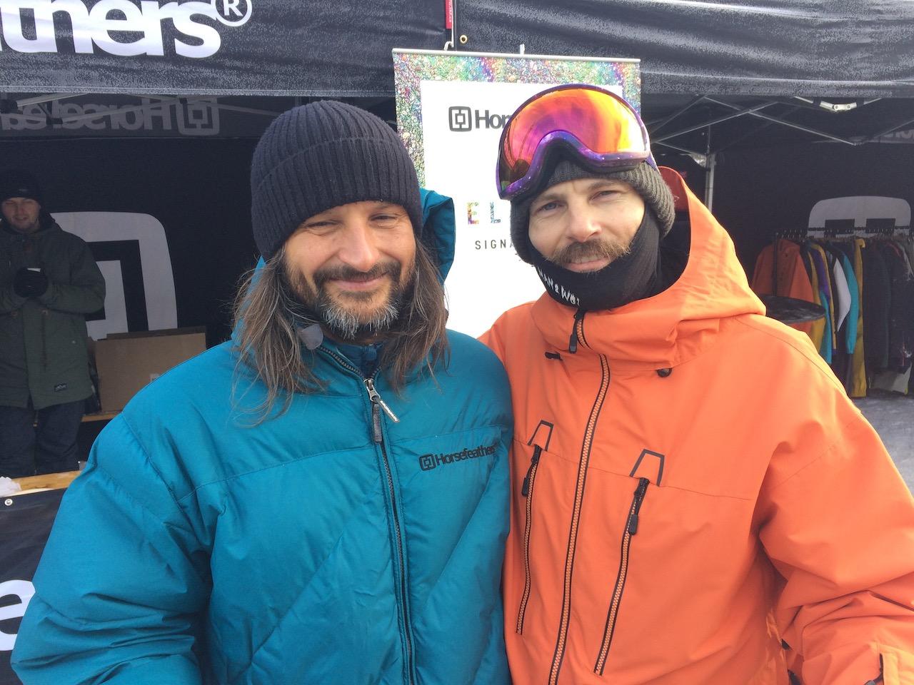 Horsefeathers Hanus Salz with Tyler Chorlton