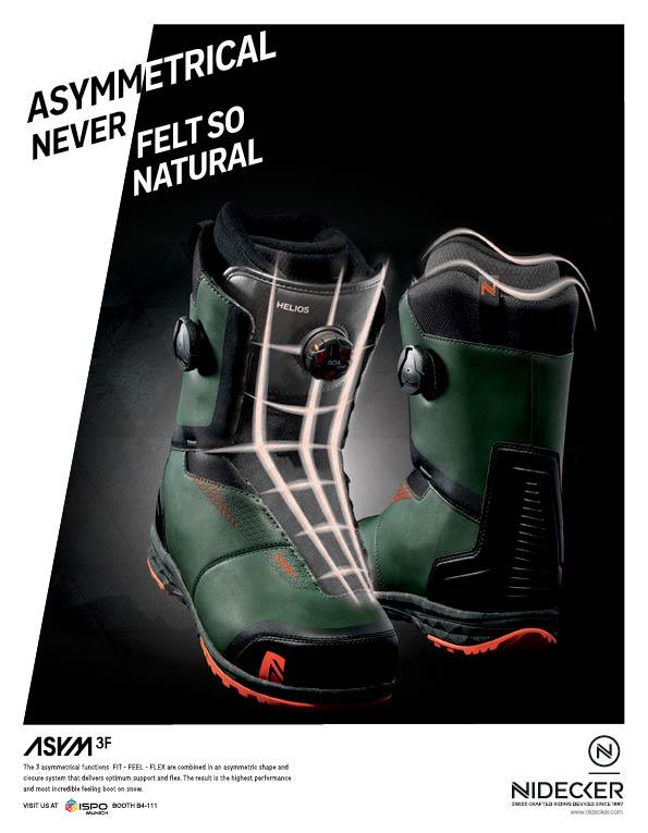 95 Nidecker boots