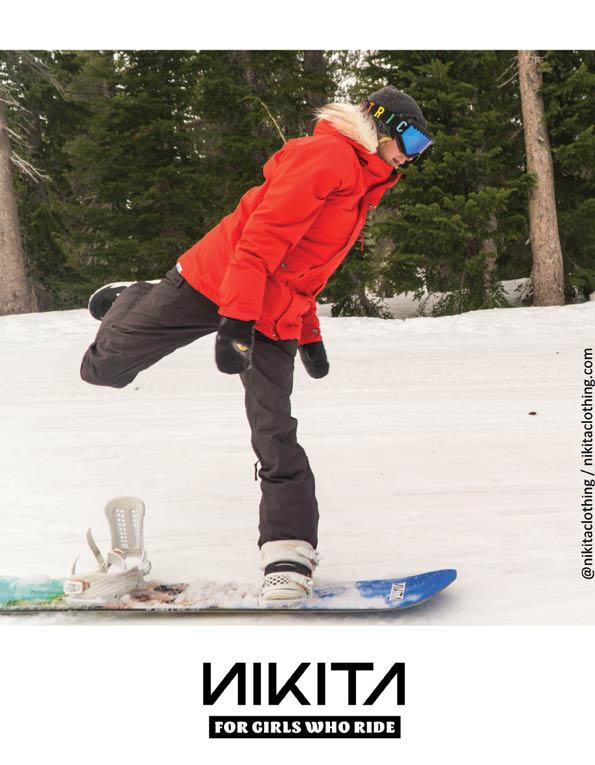 95 Nikita snow outerwear