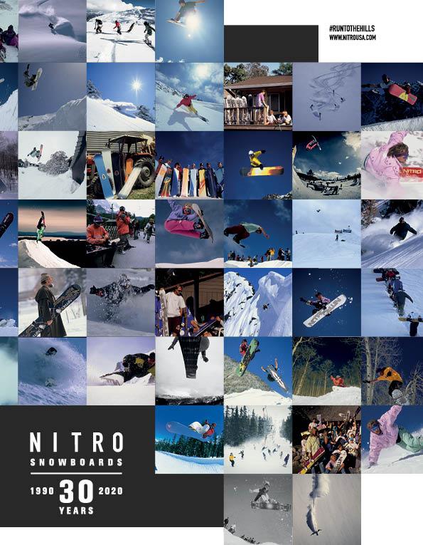 95 Nitro snowbaord