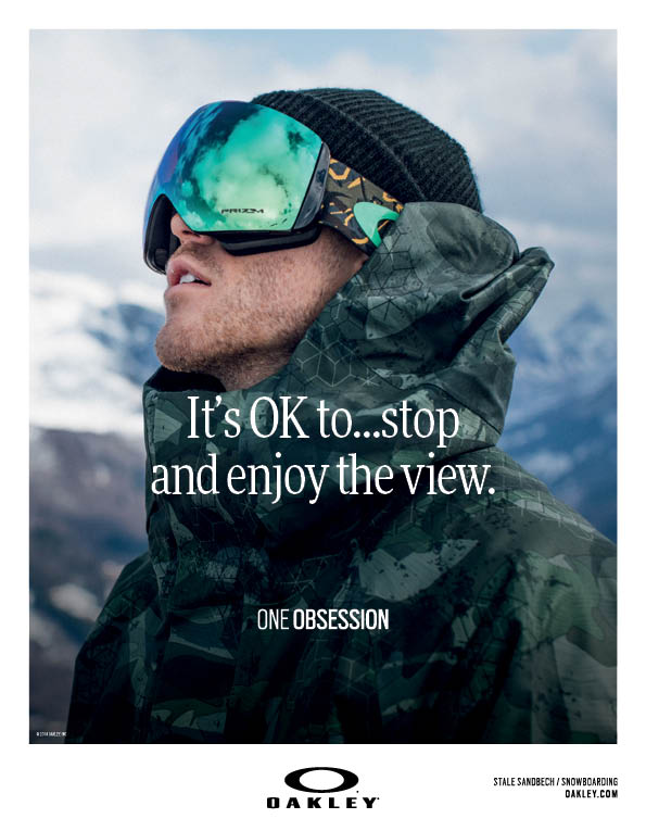 95 Oakley goggles