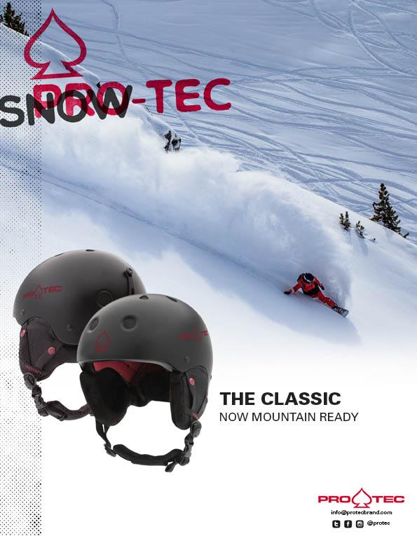 95 Protec snow helmet