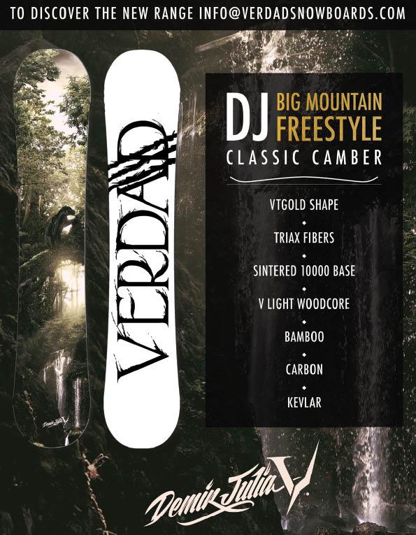 95 Veradad snowboard