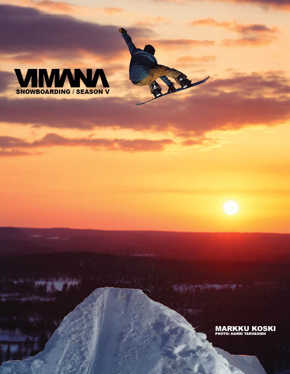 95 Vimana snowboards