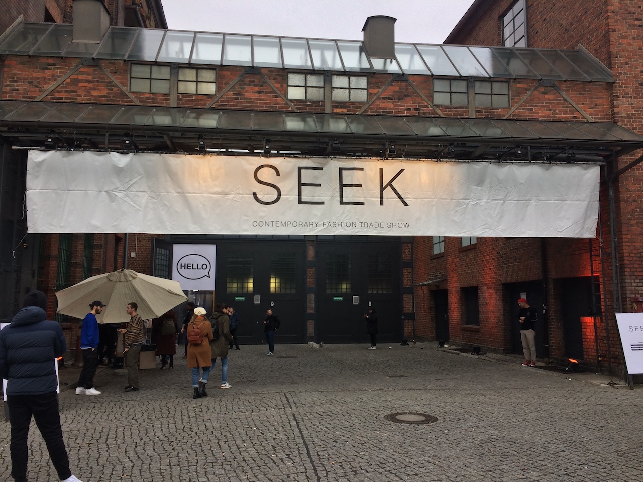 1 SEEK entrance