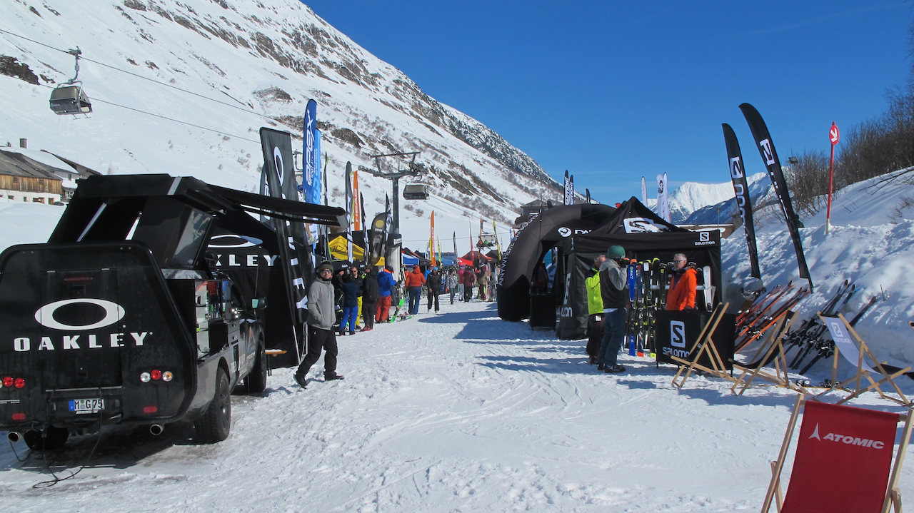 Slide On Snow Test Week