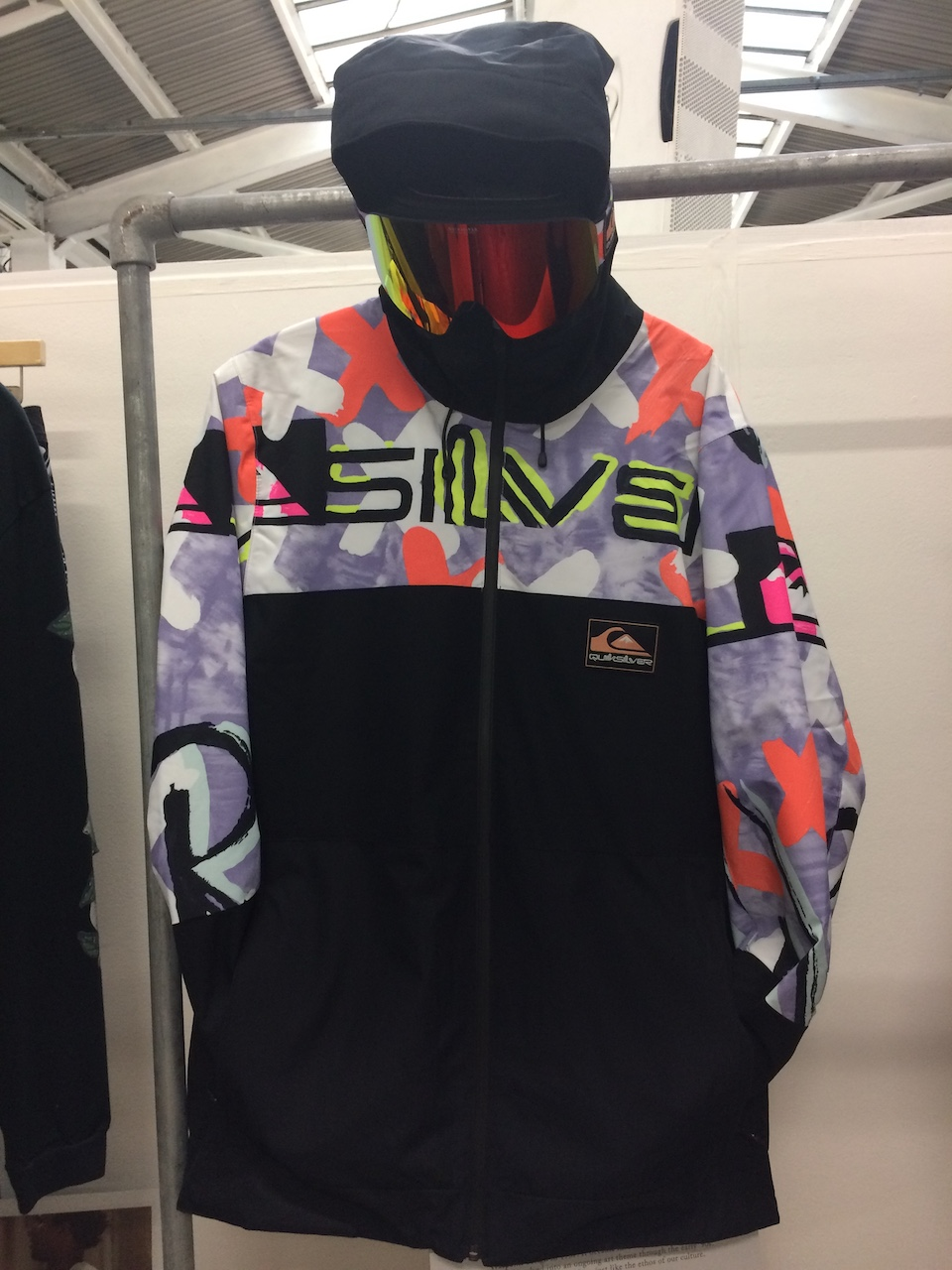 6b1c95df1 Quiksilver's Sycamore technical snow jacket part of the 50th ...