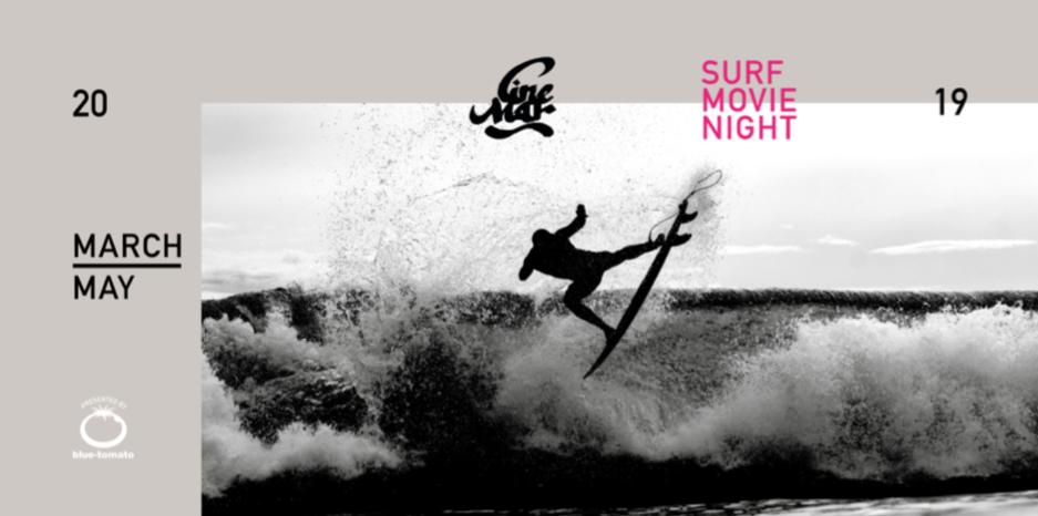 Oceanstories for Surfaddicts - the Cine Mar - Surf Movie Night