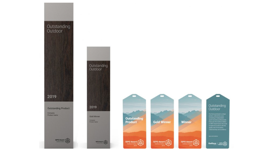 ISPO Award OutDoor Edition - New quality seal for outdoor products