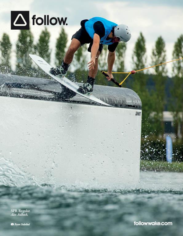 96 Follow wakeboard