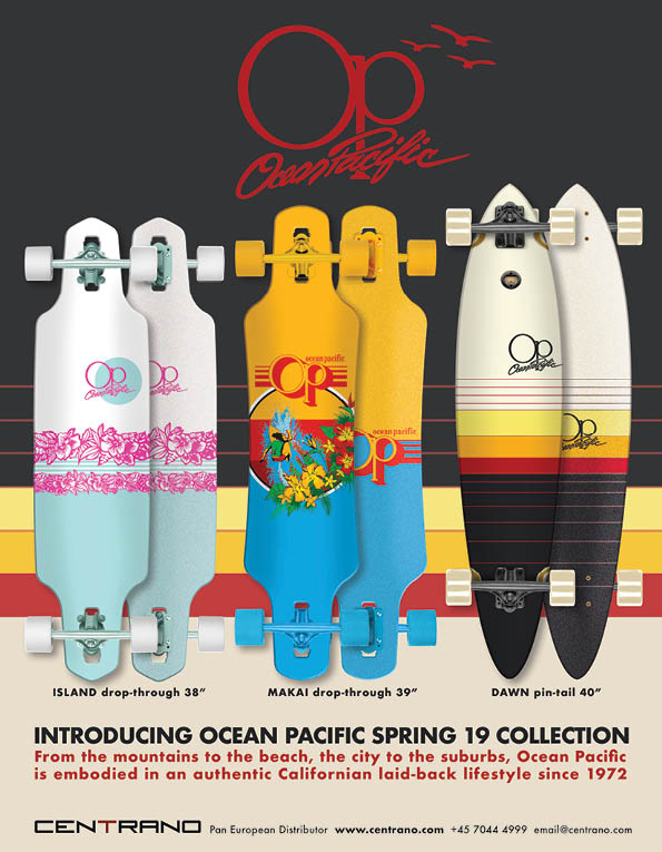 96 Oceanpacific longboards