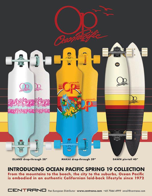 96 Oceanpacific longboards