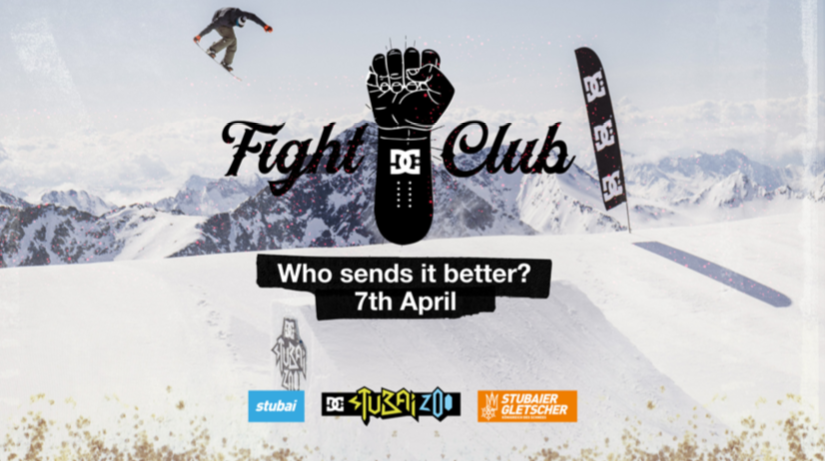 DC FIGHT CLUB - STUBAI 2019