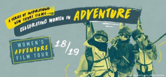 women in adventure sports