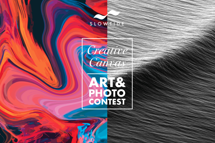Announcing the Slowtide Creative Canvas Art Contest