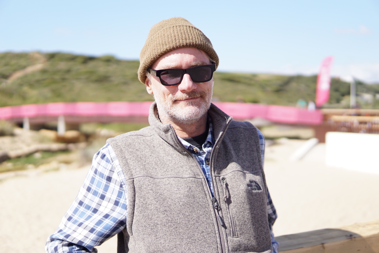 Scott Sisamis - Vans Global Director Action Sports, Surf & Snow. Photo HMT