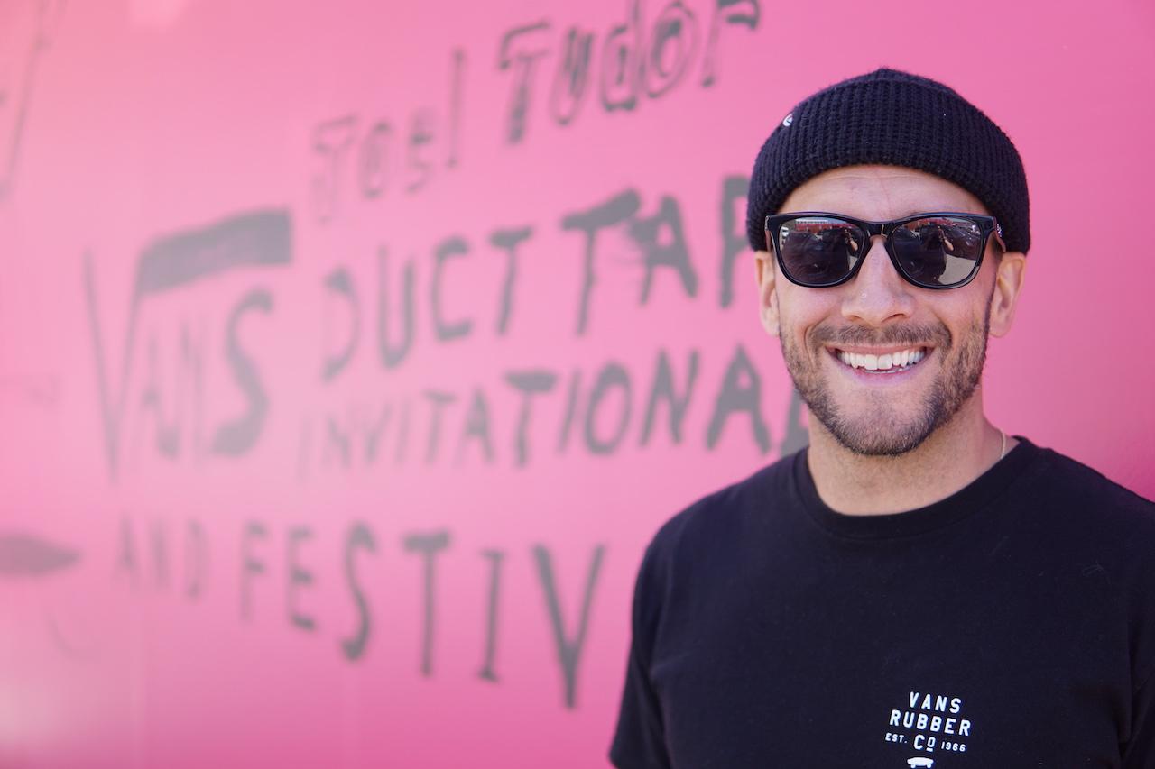 Kevin Casillo - Sr. Global Marketing Manager, Surf & Snow. Photo HMT.