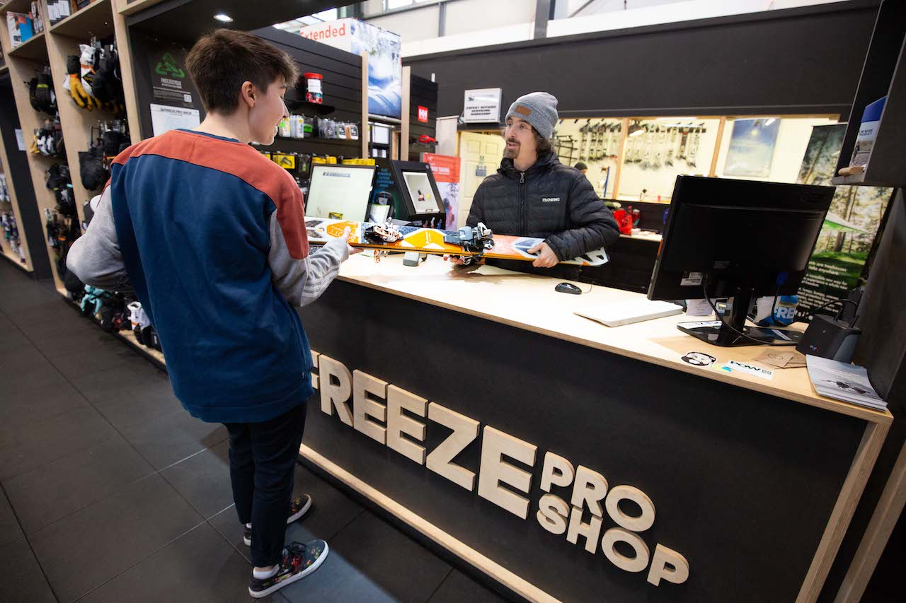 Freeze Edinburgh