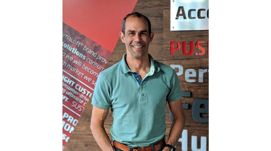 Jim Frazier, Senior Vice President, Global Marketing at PrimaLoft