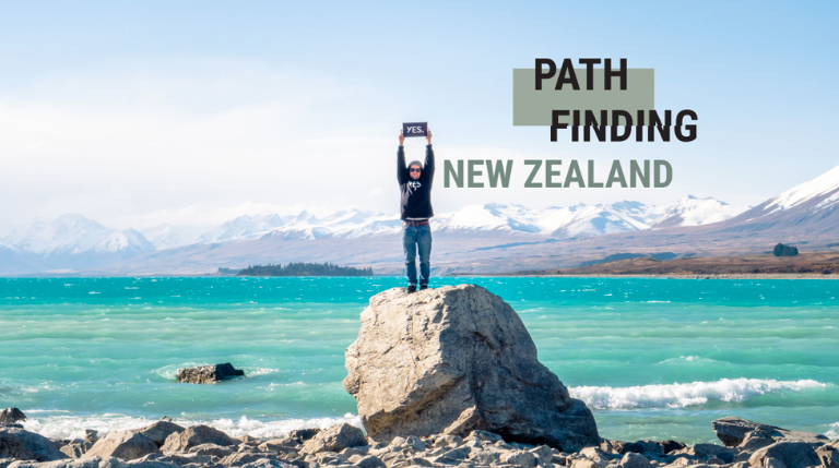 Path Finding New Zealand