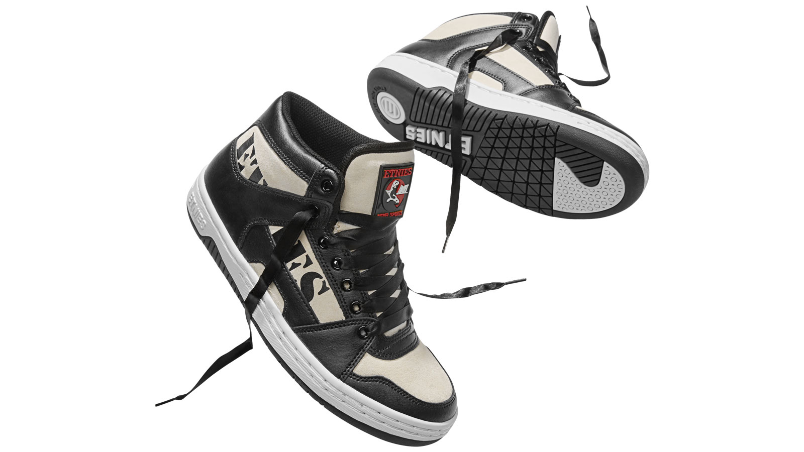 ETNIES MC RAP WHITE