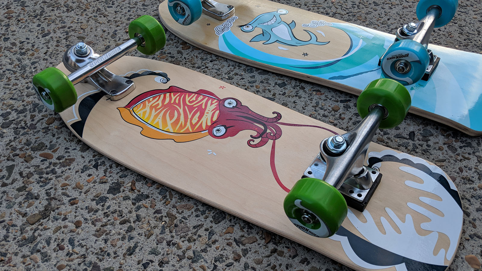 Smooth Star SS20 Surfskate Preview