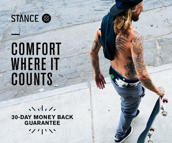 Stance Underwear Customer Consumer Guarantee Return Refund 30 Days