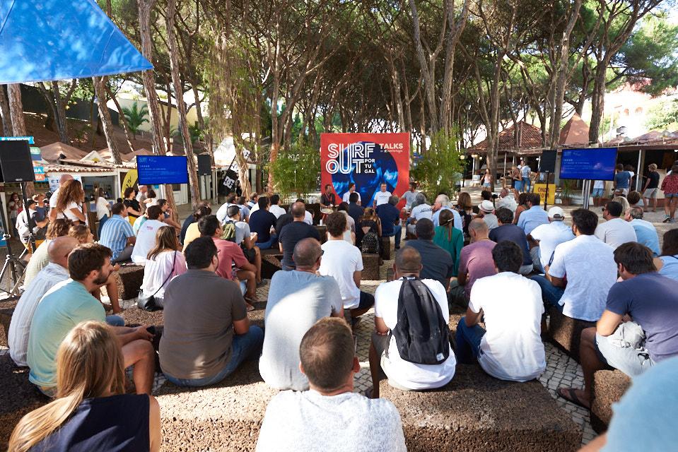 Surf Talks, Surf Out Portugal, FIARTIL, Estoril, Surfing Industry