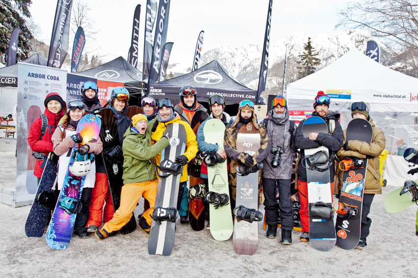 SHOPS 1st TRY 2020 Alpbach Alpbachtal Snowboarding Equipment Retailers Registration